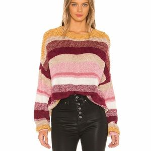 Sanctuary Blur The Lines Striped Sweater